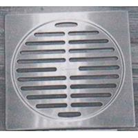 Wholesale Export Europe America Stainless Steel Floor Drain Cover12 With Square(150.8mm*150.8mm*3mm) from china suppliers
