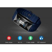 Wholesale Digital Sport Bracelet Watch Fitness Tracker Long Time Standby Heart Rate Monitor from china suppliers