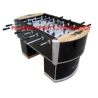 Wholesale Manufacturer 5FT Soccer Game Table Deluxe Football Table Balanced ABS Players from china suppliers