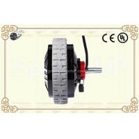 Wholesale 95 rpm Brush Gear DC Wheel Hub Motor With Small Volume / Wide Speed Range from china suppliers