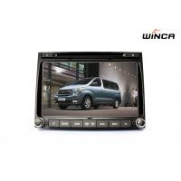 Buy cheap Hyundai H1 2015 Touch Screen GPS Navigator Support USB SD WIFI Bluetooth MUSIC from wholesalers