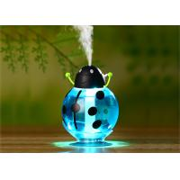 Wholesale LED Beetle humidifier ultrasonic mini usb cool mist air humidifier from china suppliers