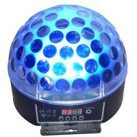 Wholesale Outdoor 7 Colors 15W AC110 - 220V Crystal Magic Ball Led Disco Lights from china suppliers