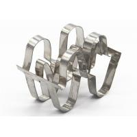 Wholesale Absorption Raschig Super Rings Metal Tower Packing OEM Hualai Band from china suppliers