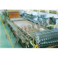 China Kraft,Corrugated and Liner Board Paper Making Machine on sale