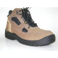 Wholesale Suede Leather Safety Shoes from china suppliers
