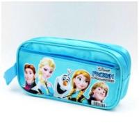 Buy cheap Frozen Ana Elsa Cartoon Plush Pencil Case Pouch Animal Zipper Pencil Pouch from wholesalers