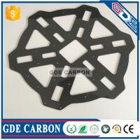 Buy cheap GDE Customized Carbon Fiber Sheet CNC for UAV from wholesalers
