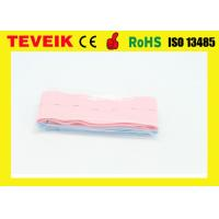 Buy cheap m2208a disposable ctg belt with buttonhole fetal monitor