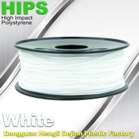 Wholesale Industrial HIPS 3D Printer Filament 1.75 / 3.0mm Common 3D Printing Materials from china suppliers