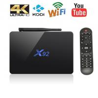 Wholesale Media X92 Player Octa Core Android TV Box Amlogic S912 16GB ROM 2GB RAM from china suppliers