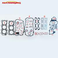 Wholesale FOR NISSAN MAXIMA / MAXIMA QX IV (A32) 2.5 V6 24V VQ25DE Engine Rebuilding Kits Full Gasket Set Engine Seal Gasket from china suppliers