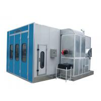 Quality Portable Down Draft Spray Booth Anti Flame , Spray Paint Booth WD-901 for sale