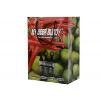 Wholesale Low Cost Fruits Package Green Printing Recycle Paper Gift Bags With Rope Handle from china suppliers
