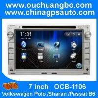 Wholesale Ouchuangbo Radio GPS DVD Multimedia Kit Volkswagen Polo Sharan Passat B5 Angola free map from china suppliers