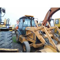 Wholesale CASE 580L Turbo Used Backhoe Loader For Sale from china suppliers
