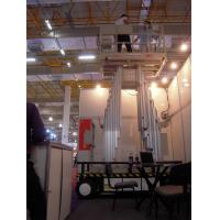 Quality 6m Aluminum Work Platform For Ceiling , 480KG Capacity Hydraulic Lift Ladder for sale