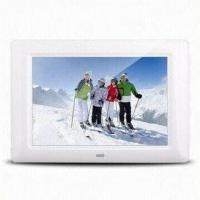 Wholesale 7-inch Rechargeable Digital Battery Frame, Supports Photos, Music, Videos, Super Auto Image Display from china suppliers