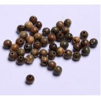 Wholesale natural aroma beads palo santo beads 6mm with hole loose beads natural polished beads from china suppliers