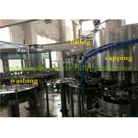 Wholesale Coke Cola / Carbonated Beverage Bottling Machine For CSD Drink Filling Line 6.57kw from china suppliers