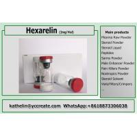 Protein Peptide Powder Weight Loss Peptides Hexarelin 140703-51-1 Anti Aging Hormone for sale