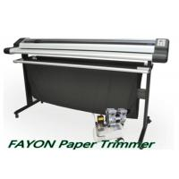 Buy cheap Roll Cutting Electric Paper Trimmer Aluminum Alloy Material 3000*500*400mm from wholesalers