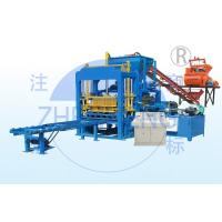 Wholesale QT4-15 Concrete Hollow Block Making Machine, 380v Cement Block Manufacturing Machine from china suppliers