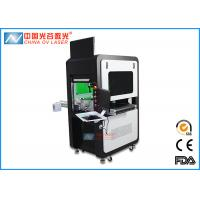 Buy cheap Fiber Laser Engraving Machine 20W 30W 50W MAX Raycus IPG Marking On Metal from wholesalers