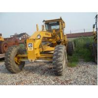 Wholesale 18T weight Used Motor Grader Caterpillar 14G 3306 engine with Original Paint from china suppliers