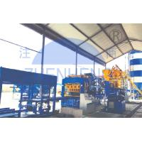 Wholesale Automatic QT6-15 Concrete Hydraulic Block Making Machine 1150 - 1440 Pcs / H Capacity from china suppliers