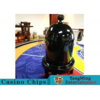 Wholesale Security Fair Casino Game Accessories Black Color Automatic / Manual Dice Cup from china suppliers