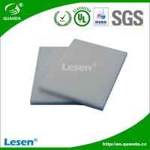 China Lesen PP polypropylene sheet on sale