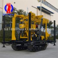 Wholesale XYD-130 crawler hydraulic core drill core drill water pump from china suppliers