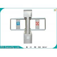 Wholesale Double Retractable Swing Barrier Gate Self Examine On Breakdown from china suppliers