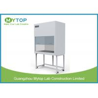 4 Feet Class 100 Vertical Laminar Flow Cabinet For Laboratory Clean Room for sale