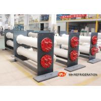 Wholesale ISO Approved Shell & Tube Stainless Steel Heat Exchanger 30 hp Refrigeration Evaporator from china suppliers