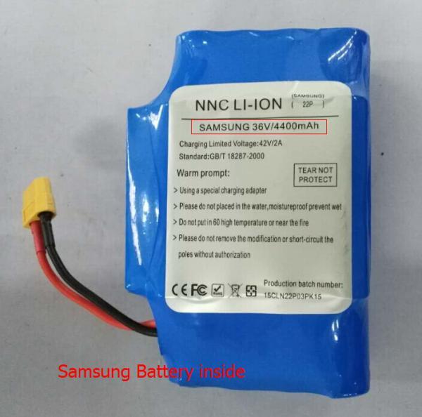 Samsung battery