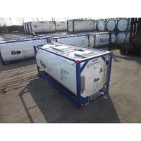 Wholesale 26000L ISO Tank Container 4 Bar Working Pressure 6 Bar Testing Pressure from china suppliers