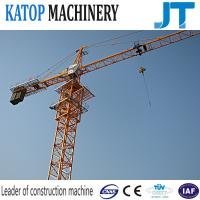Wholesale Low price single gyration QTZ63-TC5010 4t load tower crane for sale from china suppliers
