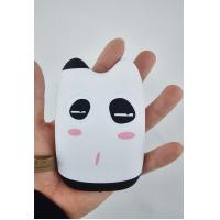Buy cheap White Totoro Cute Portable Phone Charger Dual USB Smart Power Charger High Performance from wholesalers