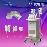 Wholesale 3 Cryo handles fat freezing cryolipolysis machine for fat cell freezing treatment from china suppliers