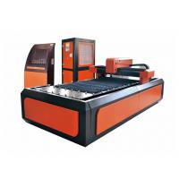 Wholesale Compact Structure 380V 1000W Metal Fiber Laser Cutting Machine , Cnc Laser Cutter from china suppliers