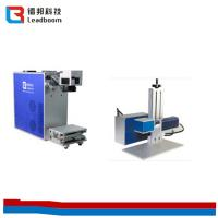 Buy cheap Air Cooling Portable Laser Marking Machine 20w and Laser printing machine/ laser from wholesalers