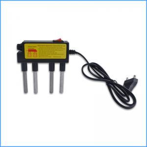 Black Color High Precision Water TDS Meter Pen Eur / Usa Plug English Version