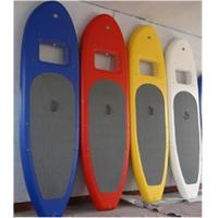Wholesale Commercial SUP Inflatable Paddle Boards Inflatable Fishing Sup Abrasion - Proof from china suppliers
