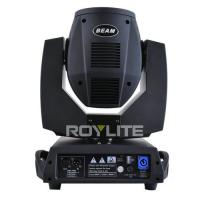 Wholesale 230 Watt 7R Sharpy Beam Moving Head Light , Show Led Moving Head Lights from china suppliers