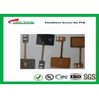 Wholesale Quick Turn PCB Prototypes FPC  with Surface Treatment - Ni / Au ENIG Polyimide high Tg polyimide from china suppliers