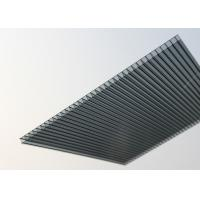 Wholesale Waterproof Polycarbonate Roofing Sheets Customized Size High Mechanical Strength from china suppliers