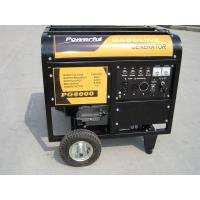 Wholesale 3 Phase Open Type Copper Wire 15HP Home Gasoline Generator With Handles And Wheels from china suppliers
