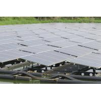 China Fish Pond Residential Solar Power Systems 3.2 Mm Thick Tempered Glass on sale